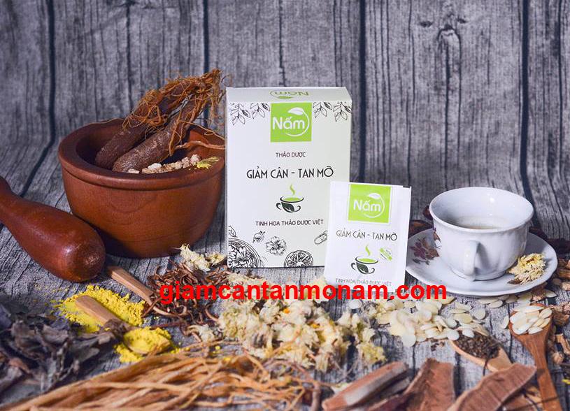 Thành phần và công dụng của thảo dược giảm cân tan mỡ Nấm