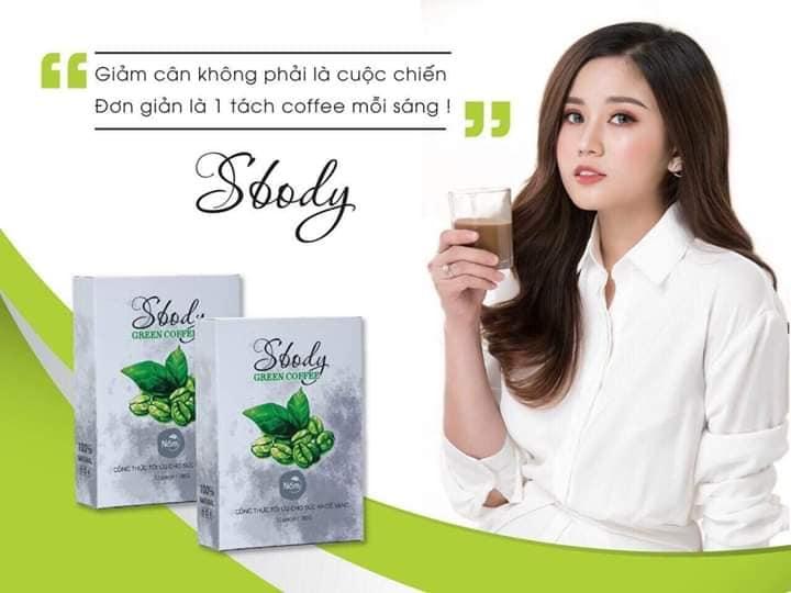 Nấm giảm cân SBody Green Coffee dạng bột