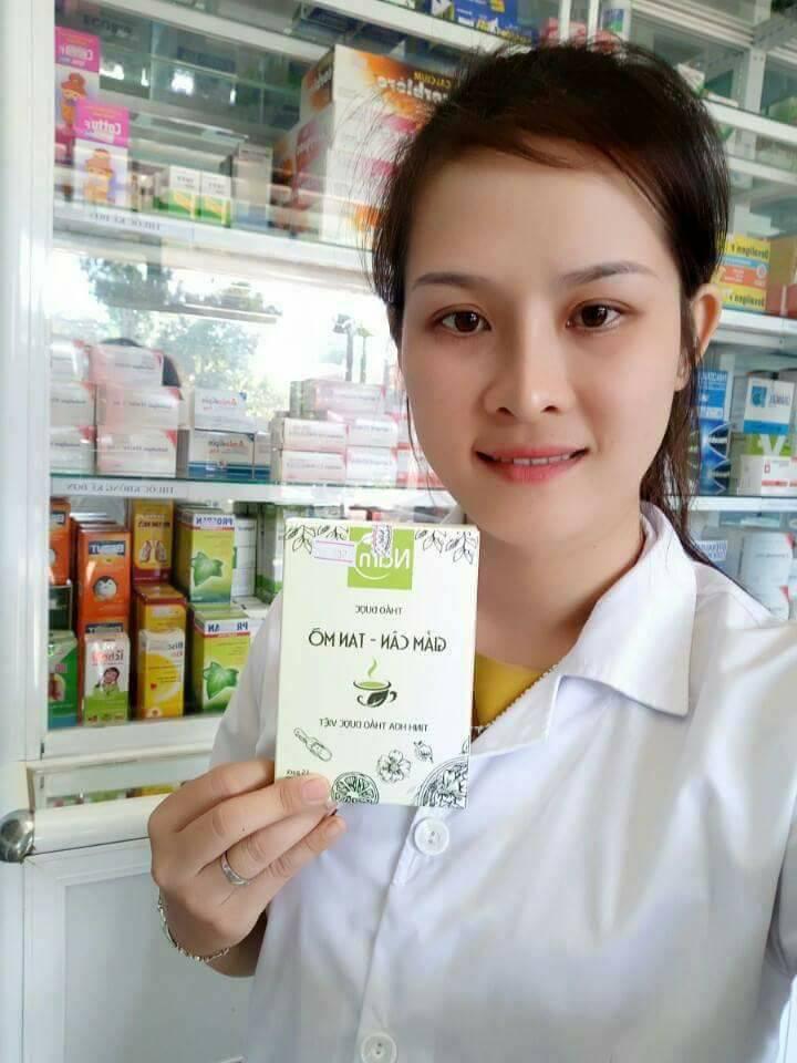 Giảm cân tan mỡ Nấm đã có mặt tại các hiệu thuốc